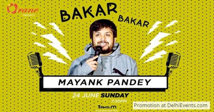 Bakar Mayank Pandey Taksim Creative