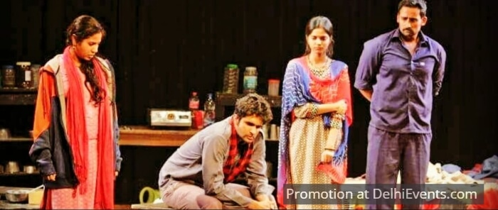 Asmita Theatre Group Dario Fo Chukayenge Nahi Hindi Play Still