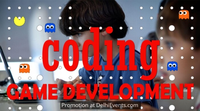 Hands On Coding Game Development Workshop Kids Creative
