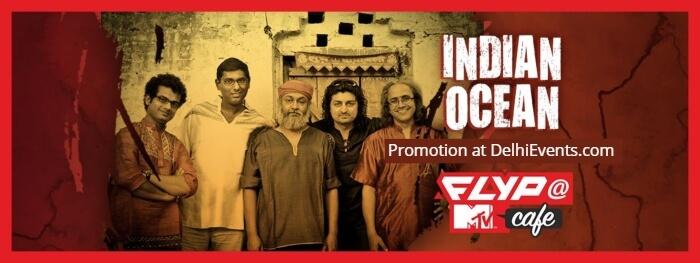 Indian Ocean band Flyp MTV Cafe Creative