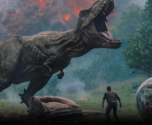 Jurassic World Fallen Kingdom Movie Still