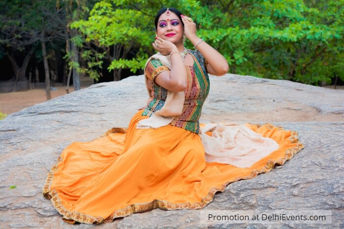 Kathak Dancer Arpita Banerjee