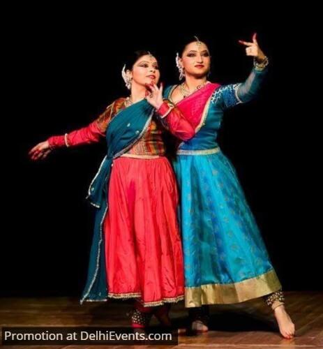 Kathak Dancers Varsha Dasgupta Era Dogra