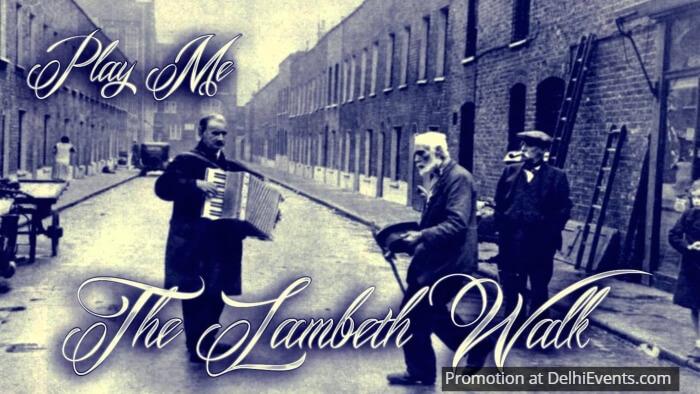 Lambeth Walk Film Poster