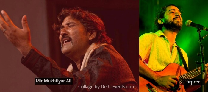 Mir Mukhtiyar Ali Folk Qawwal Harpreet Sufi Folk Musicians