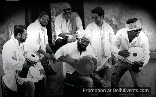 Sidharth Talwar Basti Crew Musicians
