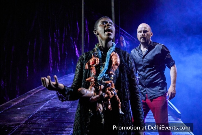 NTLive Broadcast Macbeth English Play William Shakespeare Still