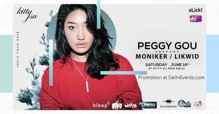 Peggy Gou live Kitty Su Creative
