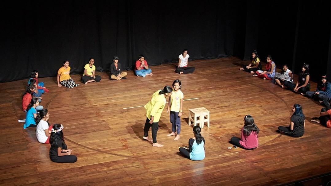 Play Text Workshop Oddbird Theatre Still
