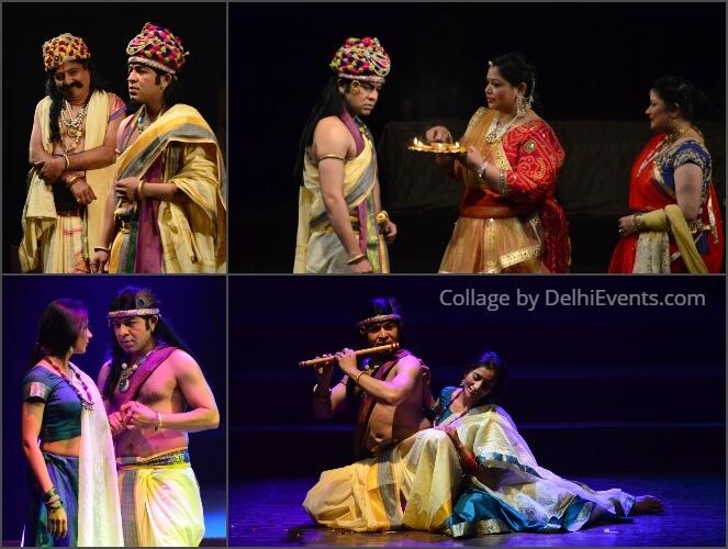 Prastav Upsanhar Hindustani Play Stills