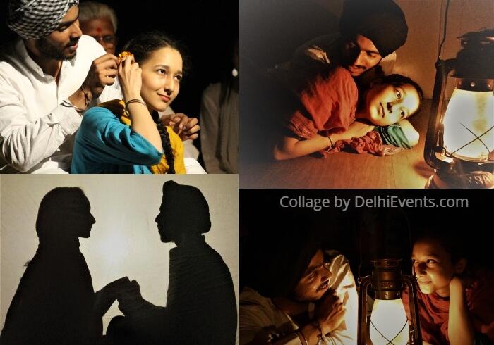 Vayam Performing Arts Society Raavi Paar Tribute Gulzar Sahab Play Stills