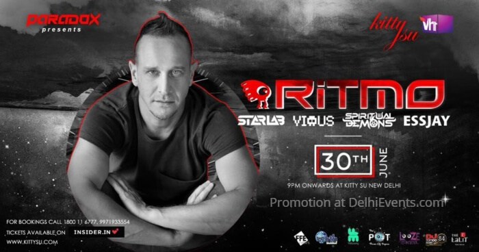 Ritmo Iboga Records/Israel Kitty Su Creative