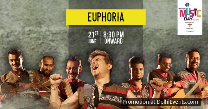 World Music Day Euphoria Hard Rock Cafe Creative
