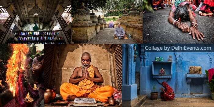 Altars Yearning How India Prays photography show Photos