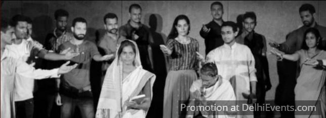 Asmita Theatre Group Log Baag Hindi play Still