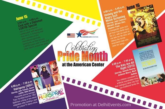 Celebrating Pride Month American Center Creative