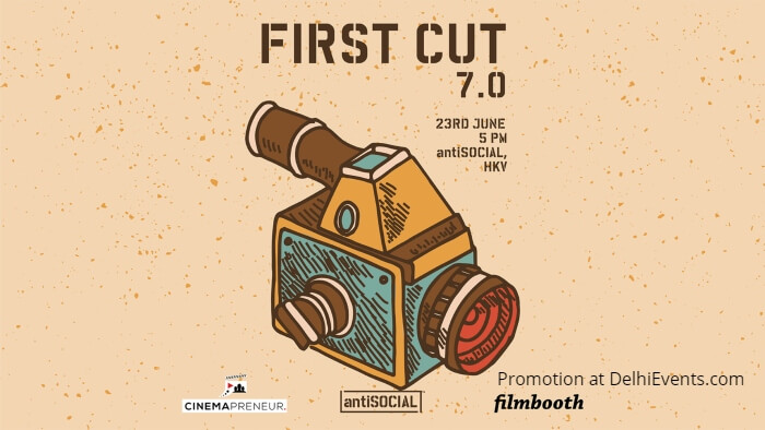 Filmbooth First Cut Screenings Short Indie Films AntiSocial Creative
