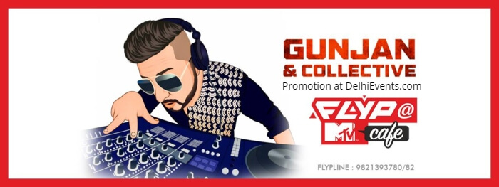 Gunjan Collective Fly MTV Cafe Creative