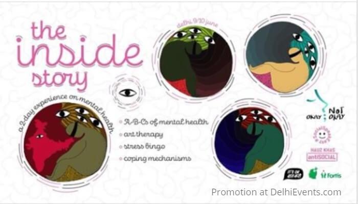 Inside Story mental health awareness AntiSocial Creative