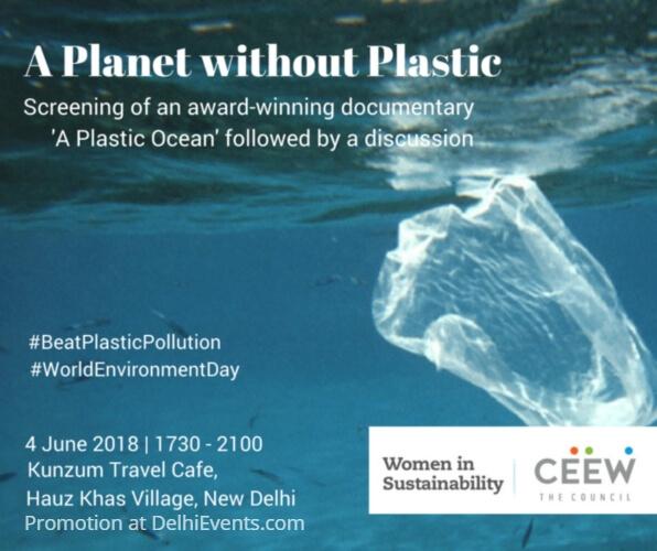Planet Plastic documentary film discussion Kunzum Travel Cafe Creative