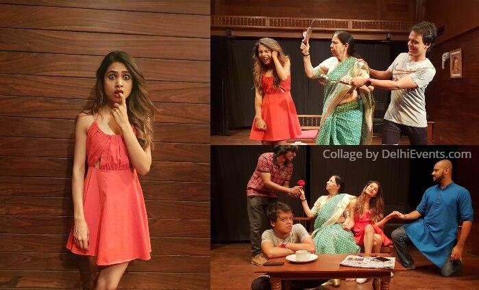 Pyaar Ek Dhokha Hai Hinglish Play Akshara Theatre Stills