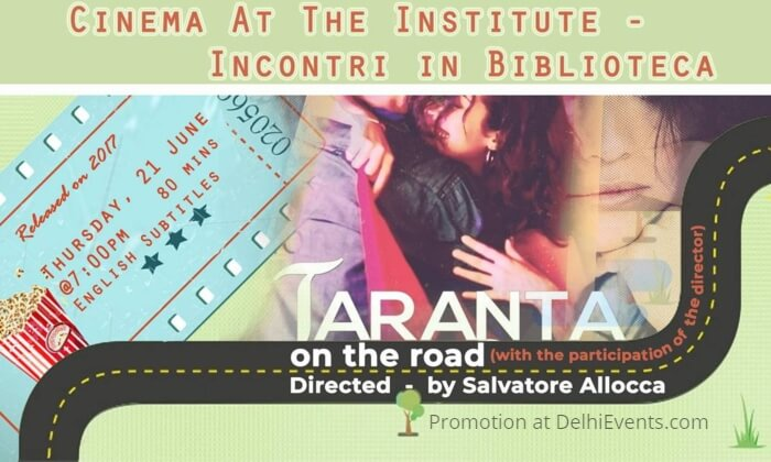 Taranta Road Italian Comedy Film Creative
