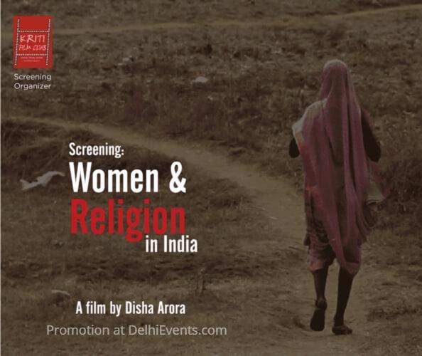 Kriti Film Club Women Religion India Film Creative