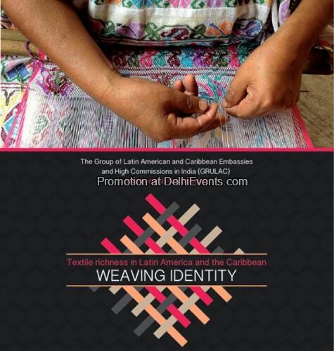 Weaving Identity Textile richness Latin America Caribbean Crafts Museum Creative