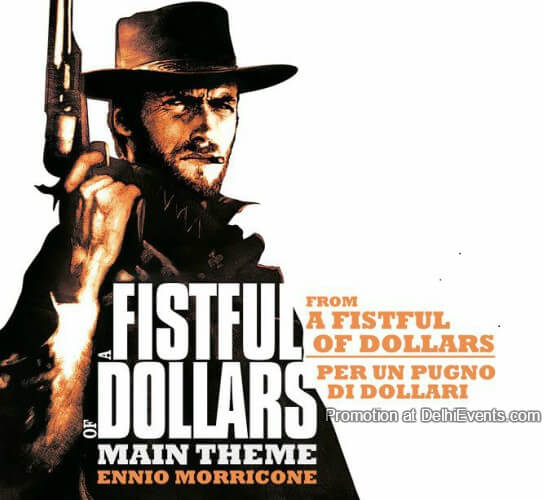 Fistful Dollars Italian Movie Poster