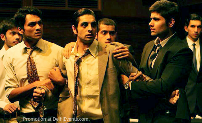 Akshara Theatre 12 Angry Men English Play Still