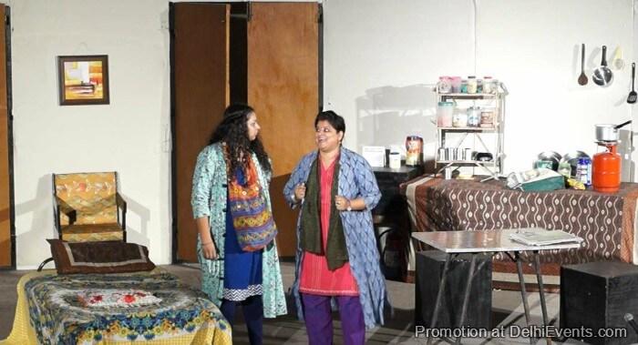Saksham Theatre Can't Pay Won't Hindi Comedy Play Still