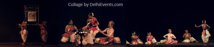 Choreographic Works Bharatanatyam Justin Mccarthy Dance Drama Stills