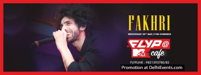 Fakhri band Flyp MTV Cafe Creative