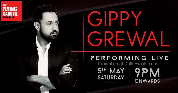 Gippy Grewal Flying Saucer Cafe Creative