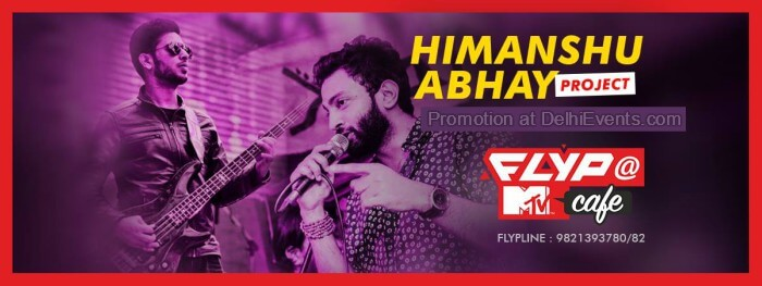 Himanshu Abhay Project Flyp MTV Cafe Creative