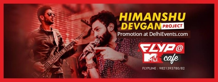 Himanshu Devgan Project Flyp MTV Cafe Creative