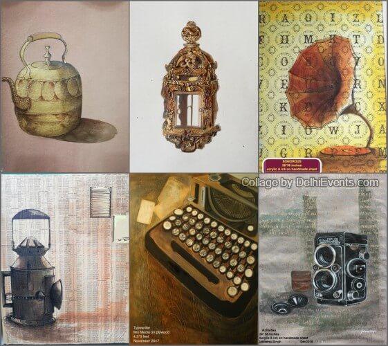 Artworks Jasleena Singh