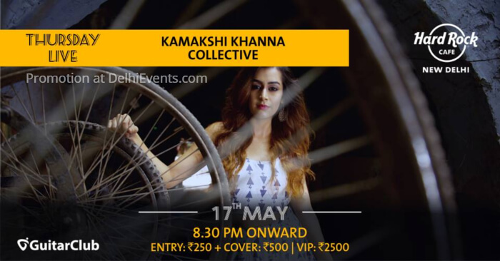 Kamakshi Khanna Collective Hard Rock Cafe Creative