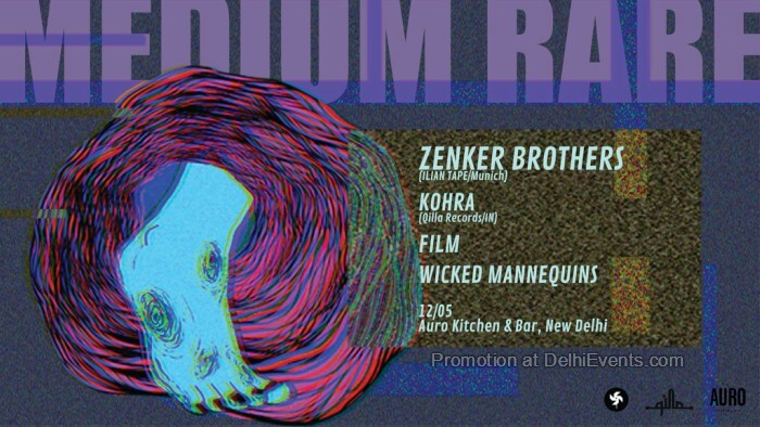 MediumRare Zenker Brothers Ilian Tape Munich Kohra Auro Kitchen Bar Creative