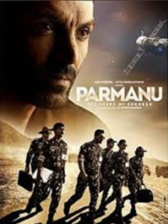 Parmanu Story Pokhran Movie Poster