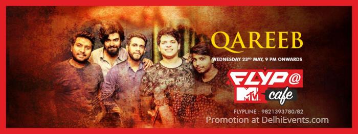 Qareeb Flyp MTV Cafe Creative