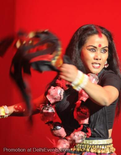 Shree Durga Dance Drama SBKK Still