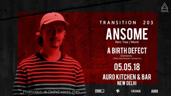 Transition 203 Ansome Birth Defect Auro Kitchen Bar Creative