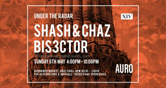 UTR Shash Chaz Bisector Auro Kitchen Bar Creative