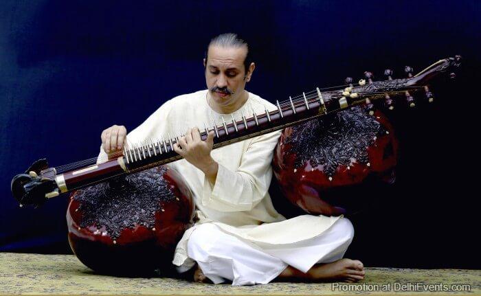 Ustad Baha'ud'din Mohiuddin Dagar