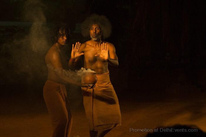BHU Earth contemporary dance project Still