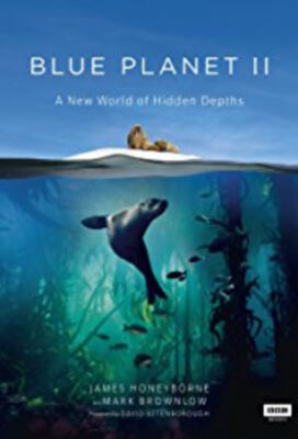 Blue Planet One Ocean Deep Documentary Film Poster
