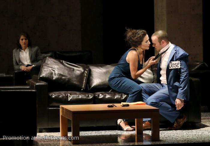Carmen opera film Dmitri Tcherniakov Still