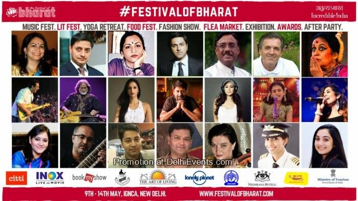Festival Bharat 2018 IGNCA Creative
