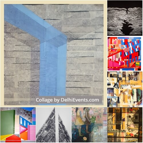 Kal Ka Kalakar group show featuring artworks women artists Artworks